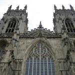 Bilde fra York Minster
