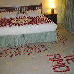 La habitación romántica