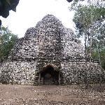 Un des temples Maya
