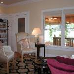 lots of space to stretch out in your private living room