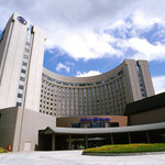 Exterior of Hilton Tokyo Narita Airport Hotel