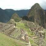 Yes it's Machu Picchu.