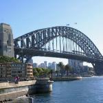 Sydney Harbour Bridge @ Sydney, Australia