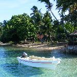 Foto de Pangaimotu Island Resort