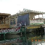One of the Swan Houseboat