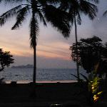 Sunrise over Krabi