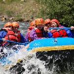 'Sure Shot' beginner rafting trip fun for all ages