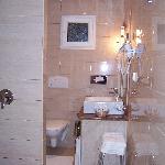 Une des salles de bain