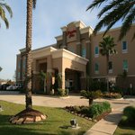 Hampton Inn- Seabrook's Leading Hotel