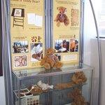 Teddy bear parts