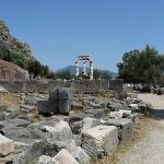 Tholos, Delfoi, Ελλάδα