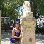 Herodotus and me, Bodrum Castle