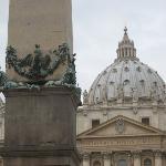 The Vatican City.