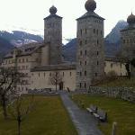 Brig, Oberwallis, Schweiz