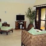 Lagoonview Villa lounge