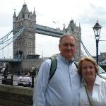 the rents & tower bridge