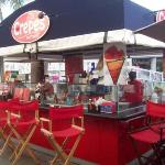 Awesome Crepe place at La Isla Shopping Center