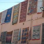 I Marrakesh på sagoberättarnas torg.