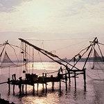 Pesactori a Cochin