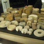 Le plateau de fromages PIC
