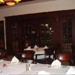 Uno de los restaurantes