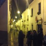 Más calles como en el Viejo San Juan