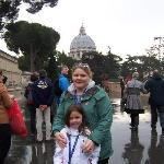 St Peter's Basilica - March 12, 2010