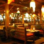 One of Dahab's resturants.