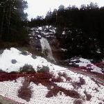 une des innombrables cascades