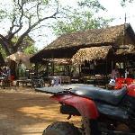 Village drink stop