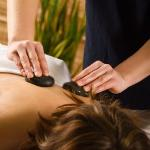 Spa Resort Hot Stone Massage