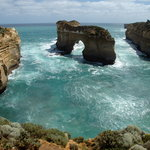 Great Ocean Road: The Arch