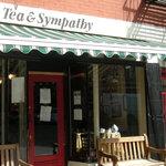 A real British tea room