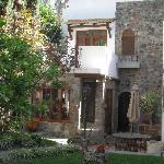 View of Quinta Del Sol from Casita