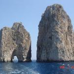 Bilde fra Blue Grotto