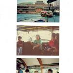 Took the ferry in Hong Kong, 1992