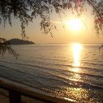 Must see sunset at Nikki Beach
