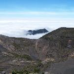 Irazu Volcano Costa Rica