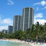 Our hotel, Hyatt Regency @ Waikiki