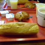 Frühstück inklusiv