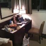 Desk etc. in room 49