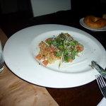 Salmon Tarte Starter