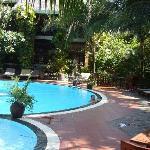 MuiNe Resort's swimming pool