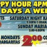 Las Playas Daily Specials