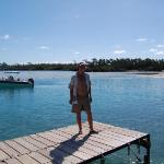 day trip to ille aux cerfs - a paradise island indeed.