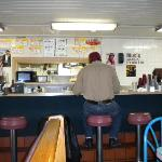 old style diner