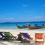 Pak Nam Beach at Relax Resort