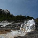 Waterfall near La Junta