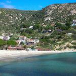 spiaggia albergo