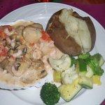 Seafood-Coquilles Vanderbilt